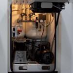 Generador del aire comprimido