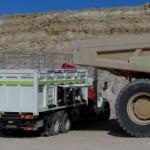 mining dumper service