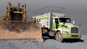 Service modul mining tanks